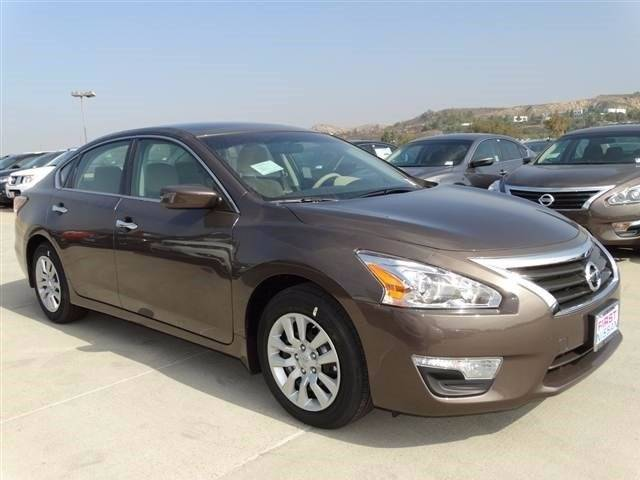 2013 Nissan Altima for sale at MOTOR CAR FINANCE in Houston TX