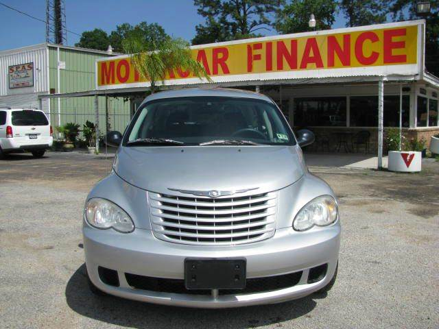 2008 Chrysler PT Cruiser for sale at MOTOR CAR FINANCE in Houston TX