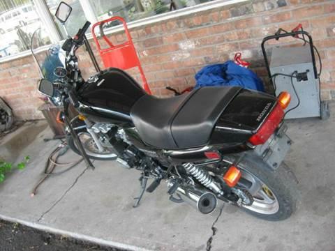 2002 Honda NIGHT HAWK