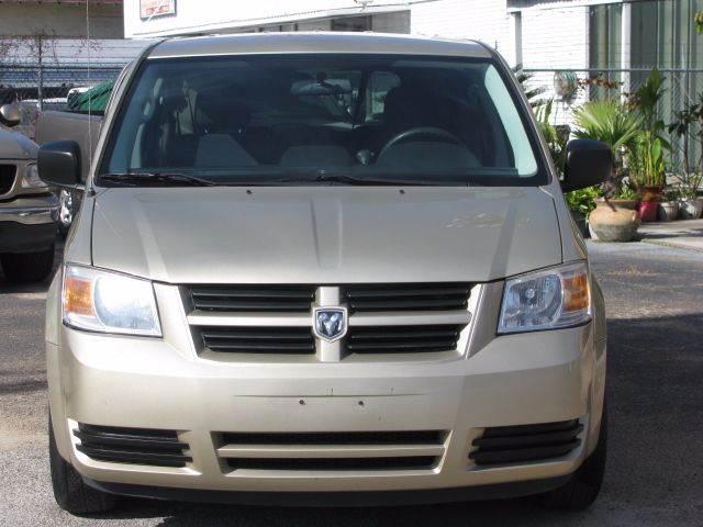 2010 Dodge Grand Caravan for sale at MOTOR CAR FINANCE in Houston TX