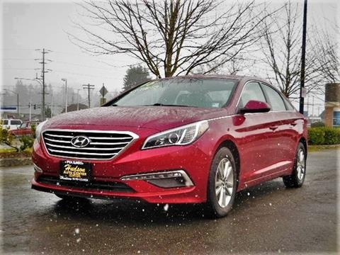 2015 Hyundai Sonata for sale in Poulsbo, WA