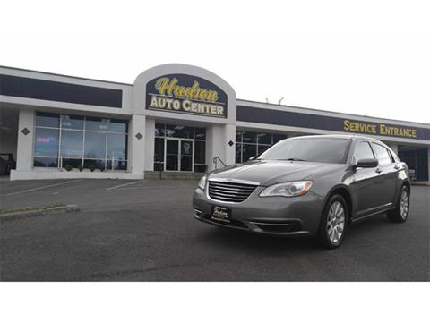 2013 Chrysler 200 for sale in Poulsbo, WA