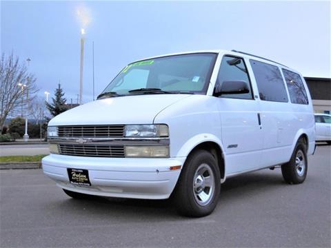 2002 Chevrolet Astro for sale in Poulsbo, WA