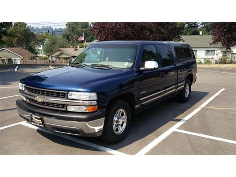2002 Chevrolet Silverado 1500 for sale in Poulsbo, WA