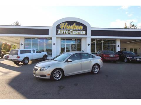 2012 Chevrolet Cruze for sale in Poulsbo, WA