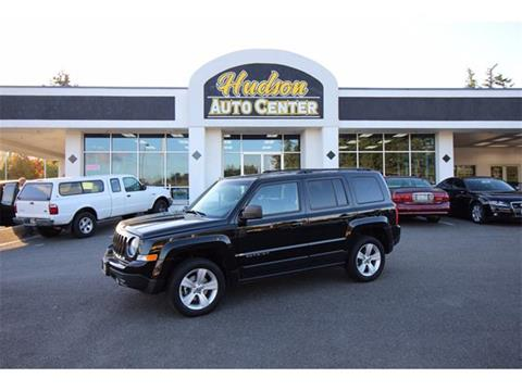 2012 Jeep Patriot for sale in Poulsbo, WA