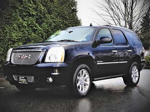2012 GMC Yukon for sale in Poulsbo, WA