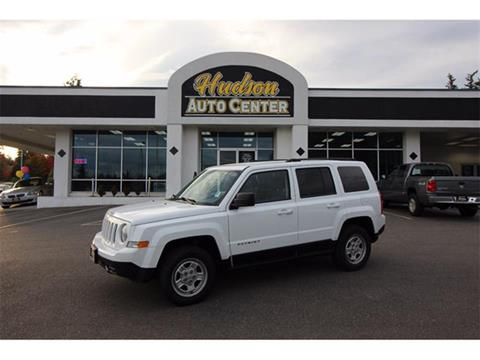 2013 Jeep Patriot for sale in Poulsbo, WA