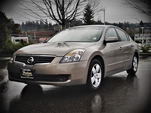 2008 Nissan Altima for sale in Poulsbo, WA