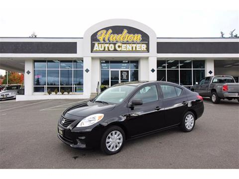 2012 Nissan Versa for sale in Poulsbo, WA