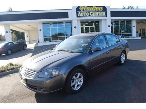 2005 Nissan Altima for sale in Poulsbo, WA