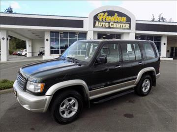 2000 Isuzu Trooper for sale in Bremerton, WA