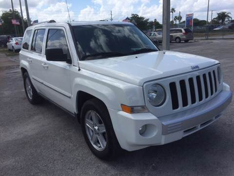 2010 Jeep Patriot for sale in Fort Lauderdale, FL