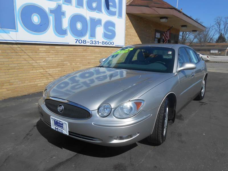 2007 Buick LaCrosse for sale at Michael Motors in Harvey IL