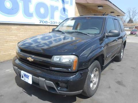 2004 Chevrolet TrailBlazer for sale at Michael Motors in Harvey IL