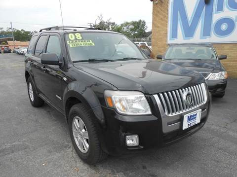 2008 Mercury Mariner for sale at Michael Motors in Harvey IL