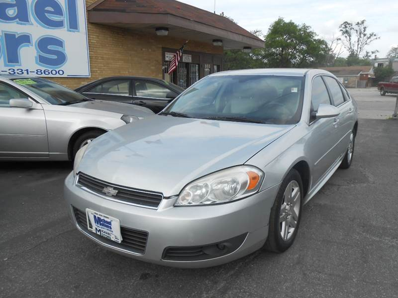 2011 Chevrolet Impala for sale at Michael Motors in Harvey IL