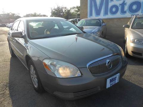 2006 Buick Lucerne for sale at Michael Motors in Harvey IL