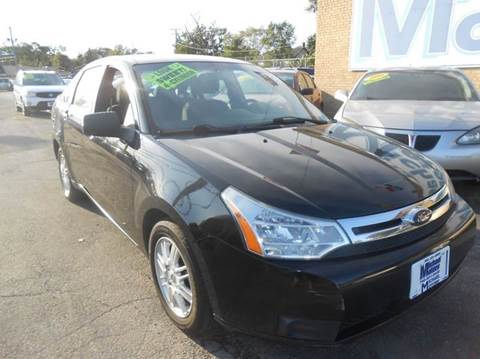 2009 Ford Focus for sale at Michael Motors in Harvey IL