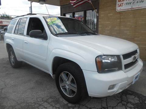 2007 Chevrolet TrailBlazer for sale at Michael Motors in Harvey IL