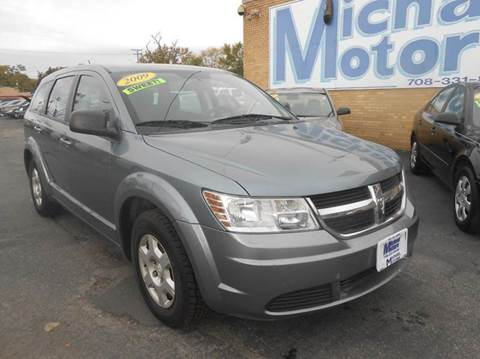 2009 Dodge Journey for sale at Michael Motors in Harvey IL