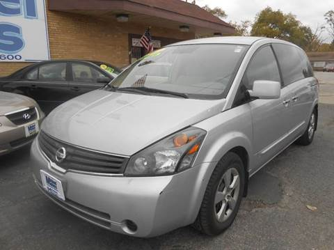 2007 Nissan Quest for sale at Michael Motors in Harvey IL
