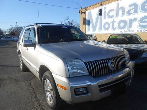 2006 Mercury Mountaineer for sale at Michael Motors in Harvey IL