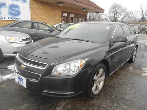 2009 Chevrolet Malibu for sale at Michael Motors in Harvey IL