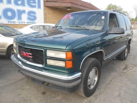 1997 GMC Yukon for sale in Harvey, IL