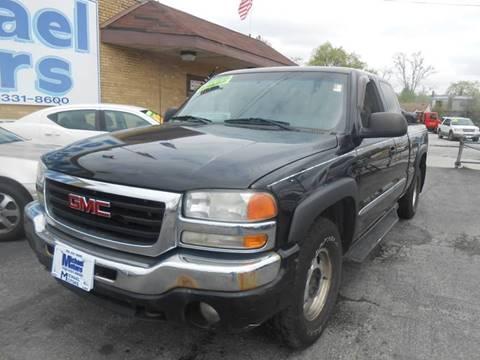 2003 GMC Sierra 1500 for sale in Harvey, IL