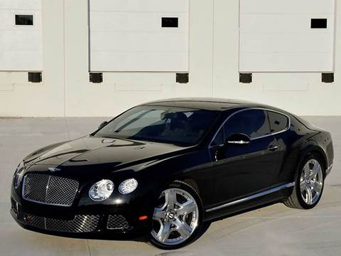 2012 Bentley Continental GT for sale in Miami, FL