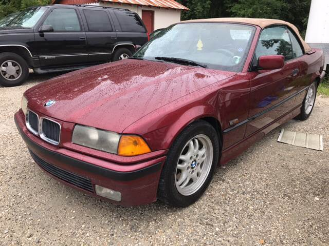 1996 Bmw 3 Series 328i 2dr Convertible In Slidell LA - CLAYTON ...