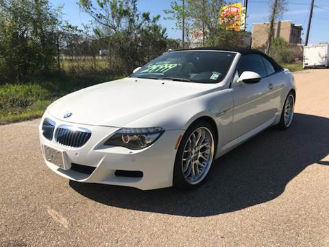 Bmw For Sale >> 2010 Bmw M6 For Sale Carsforsale Com