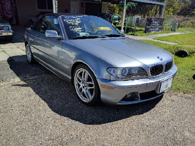 2006 Bmw 3 Series 330Ci 2dr Convertible In SLIDELL LA  CLAYTON