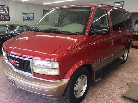 2002 GMC Safari for sale in Middletown, OH