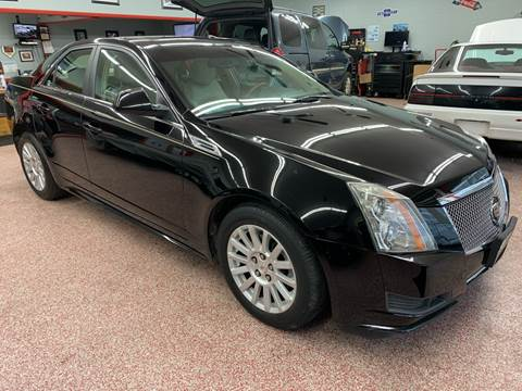 2010 Cadillac CTS for sale at PETE'S AUTO SALES - Middletown in Middletown OH