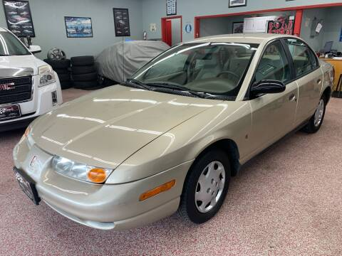 2001 Saturn S-Series for sale at PETE'S AUTO SALES - Dayton in Dayton OH