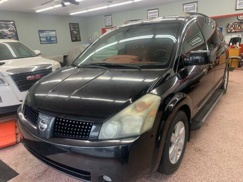 2005 Nissan Quest for sale at PETE'S AUTO SALES - Middletown in Middletown OH