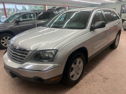 2006 Chrysler Pacifica for sale at PETE'S AUTO SALES - Middletown in Middletown OH