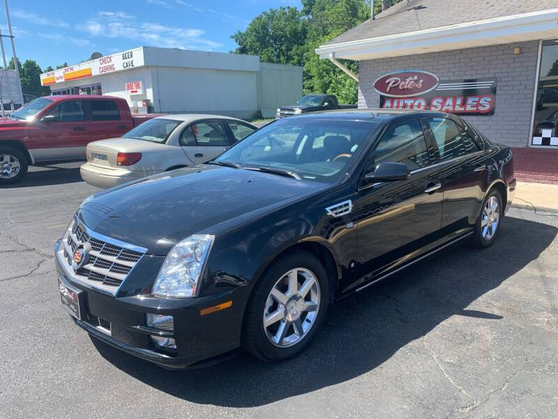 2008 Cadillac STS for sale at PETE'S AUTO SALES - Middletown in Middletown OH