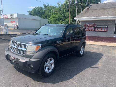 2007 Dodge Nitro for sale at PETE'S AUTO SALES - Middletown in Middletown OH