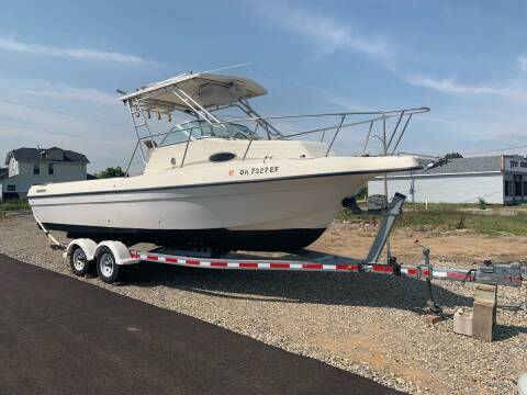 1999 Seamaster 2588 WA Sportfish for sale at PETE'S AUTO SALES - Dayton in Dayton OH