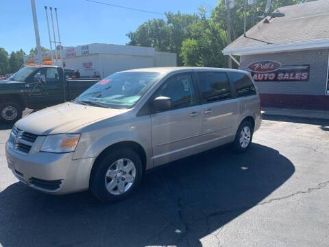 2009 Dodge Grand Caravan for sale at PETE'S AUTO SALES - Middletown in Middletown OH