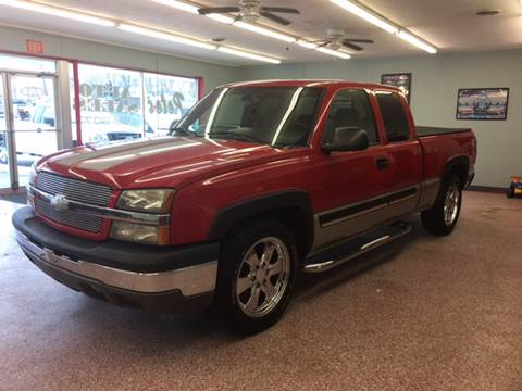 2004 Chevrolet Silverado 1500 for sale in Middletown, OH