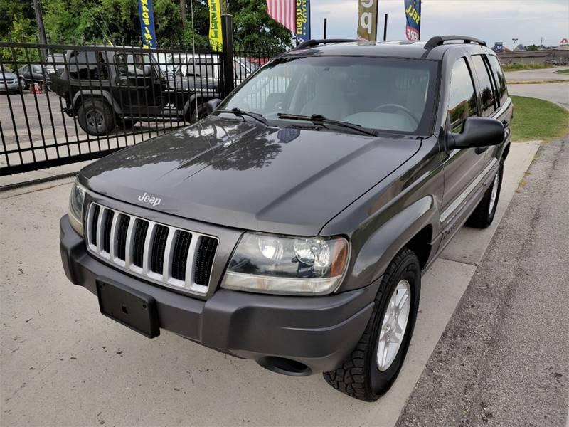 2004 Jeep Grand Cherokee 4dr Laredo 4WD SUV   Spring TX
