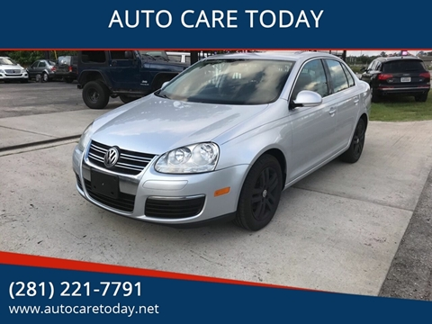 2005 Volkswagen Jetta for sale in Spring, TX