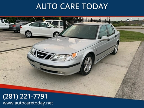 2004 Saab 9-5 for sale in Spring, TX