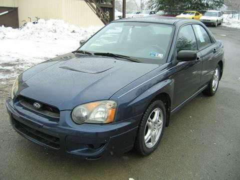 2005 Subaru Impreza for sale in Butler, PA