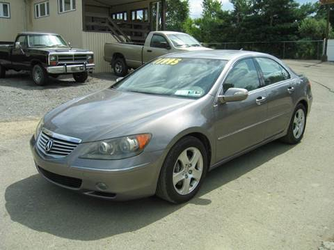 2006 Acura RL for sale in Butler, PA