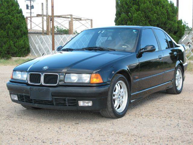 1996 Bmw 3 Series 328i 4dr Sedan In Commerce City CO - Low Down Auto ...